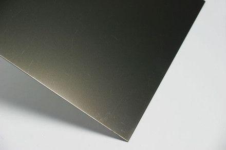 Coloración de aceros inoxidables por deposición en fase vapor
