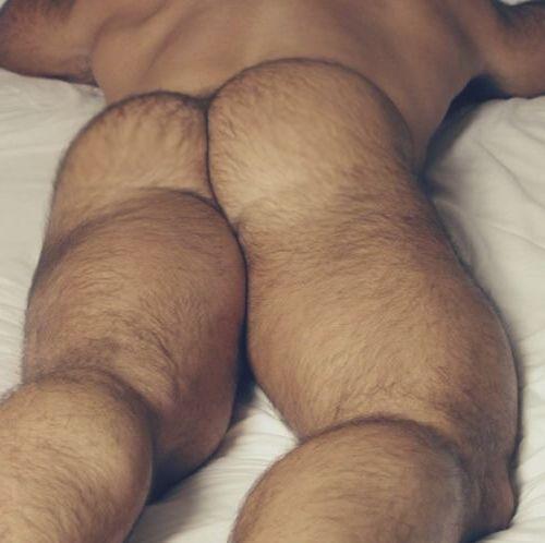 Hairy Men Massage