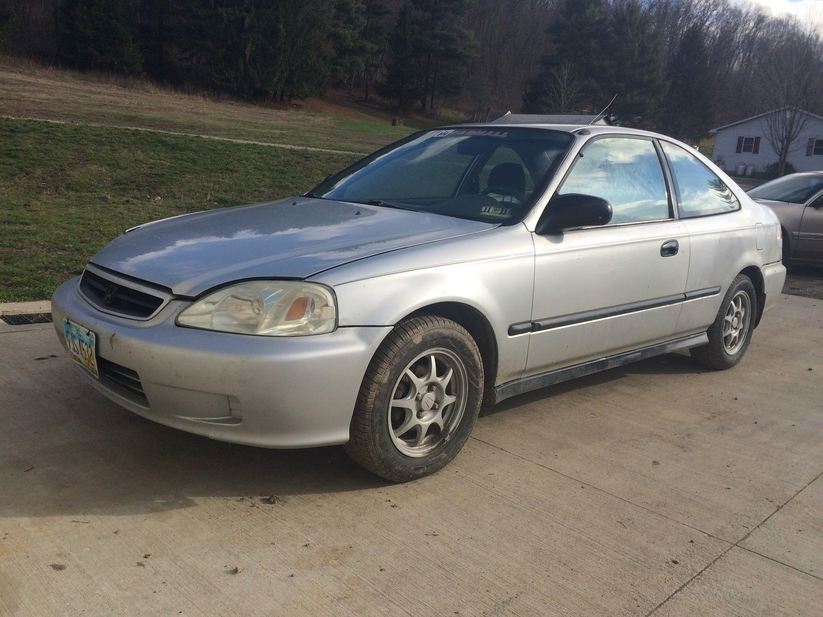 2000 Honda Civic Hx 5spd For Sale 2000 Honda Civic Honda Civic Civic