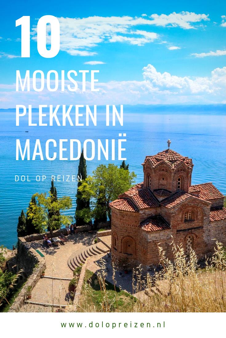 Top 10 Bezienswaardigheden In Macedonie Macedonie Reizen Door Europa Reizen