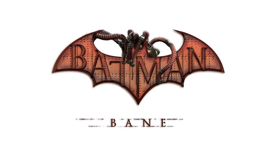 Batman Symbol Arkham Asylum 25273 Interiordesign