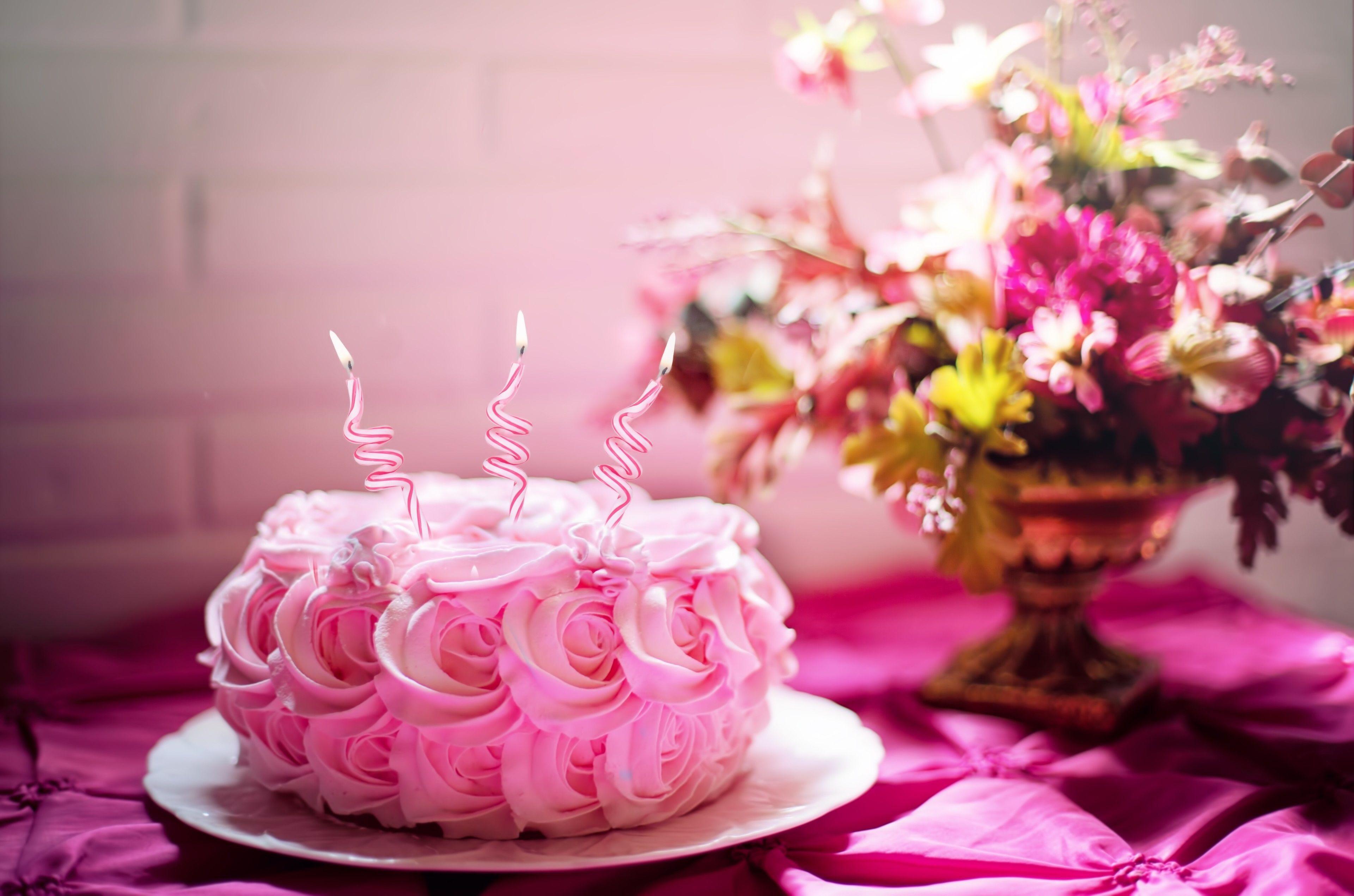 3840x2540 Birthday Cake 4k New Wallpapers Full Hd Valentine Wishes Happy Birthday Cakes Cake