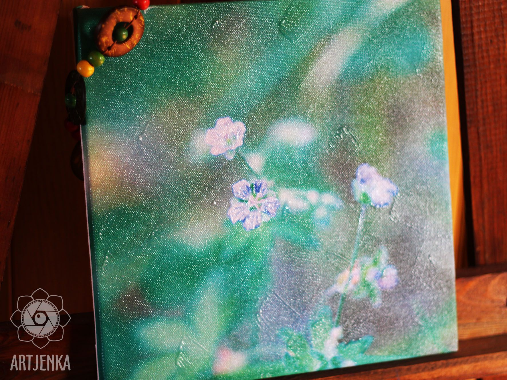 Лесные цветы. Фото Evgenia Shveda