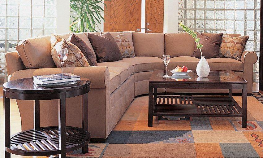 Stickley 100 Series Selectional Livingroom Sectional Furniture Stickley Furniture Stickley
