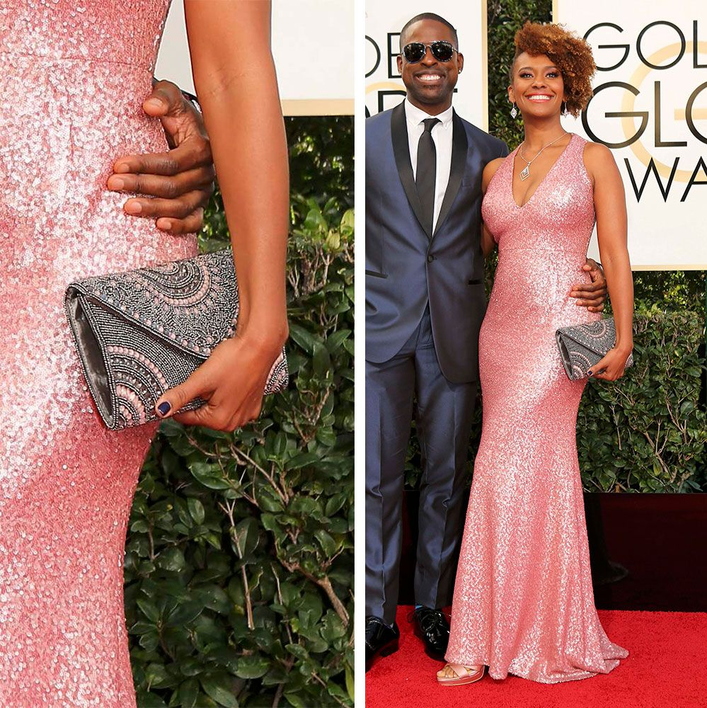 9162d89637b6 The 21 Best Red Carpet Bags from the 2017 Golden Globe - Awards - GLINT  ALHAMBRA CLUTCH