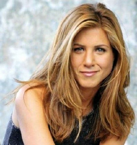 coupe-cheveux-long-aniston | Coupes / coiffures | Pinterest ...