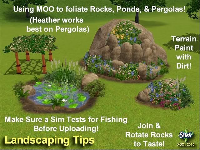 Sims 3 Landscaping Ideas Sims Haus Sims 4 Hauser Ideen