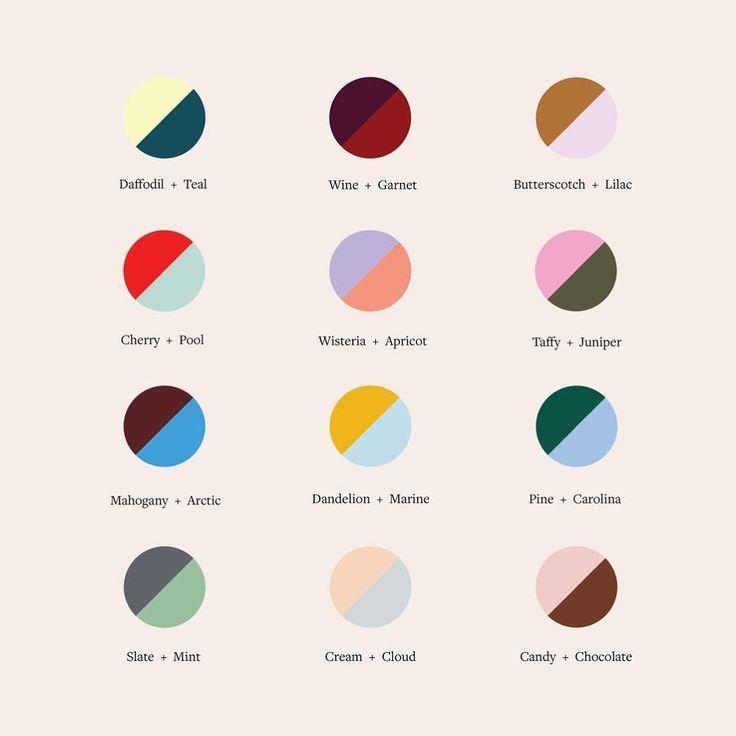 Unusual And Striking Color Combos Colours Scandinavian Design