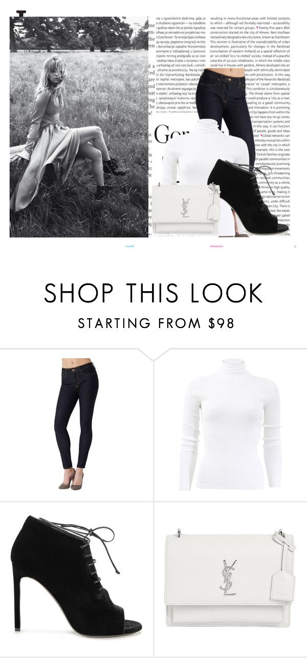 """""""Untitled#649"""" by bricrafton96 ❤ liked on Polyvore featuring Oris, Big Star, Michael Kors and Yves Saint Laurent"""