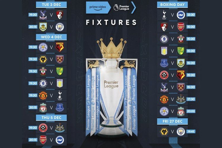 Amazon Prime Premier League Games How To Watch The Boxing Day