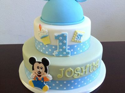 Stupendous Mail Moe Rainville Outlook Baby Mickey Cake Mickey Cakes Funny Birthday Cards Online Alyptdamsfinfo