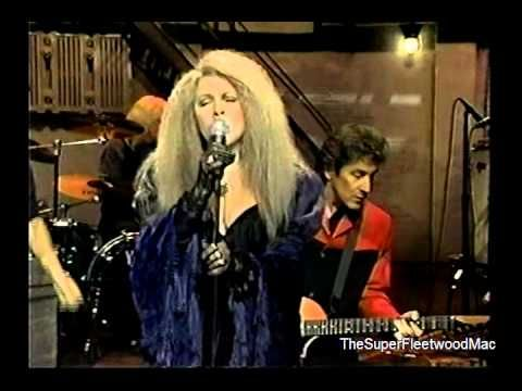 Stevie Nicks- Blue Denim (David Letterman 1994) (HQ REVAMPED UPCONVERTED)