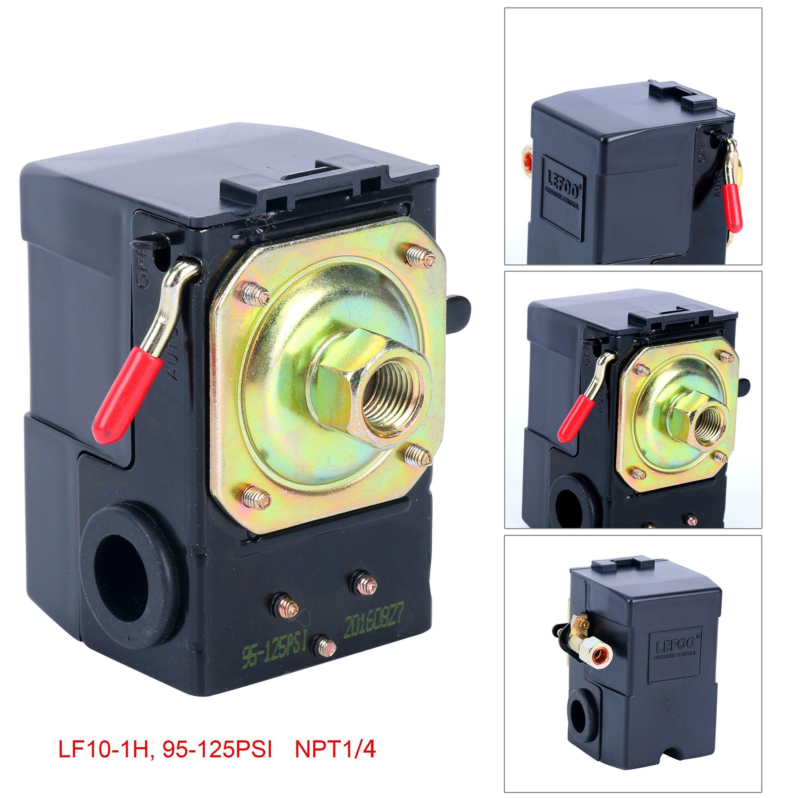 lefoo LF101H1NPT1/495125 Pressure Switch ** Want