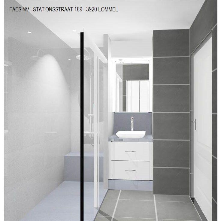 inloopdouche kleine badkamer - Google zoeken | Badkamer | Pinterest