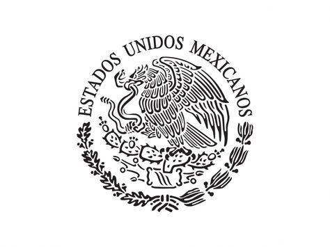 Escudo De Mexico Vector Logo COMMERCIAL LOGOS