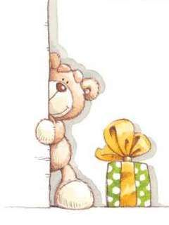 Download nici bear 240 X 320 Wallpapers - nici bear teddy teddybear happybox birthday gift cute | mobile9