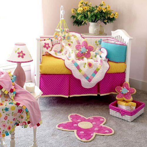 A la moda luly pinterest cuarto de bebe cuartos de bebe ni a y decoraciones para cuartos - Habitacion de nina bebe ...