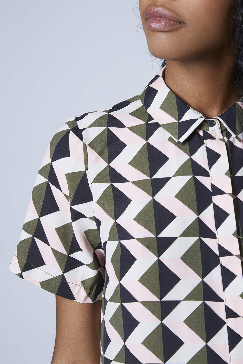 Photo 5 of Geo Print Shirt