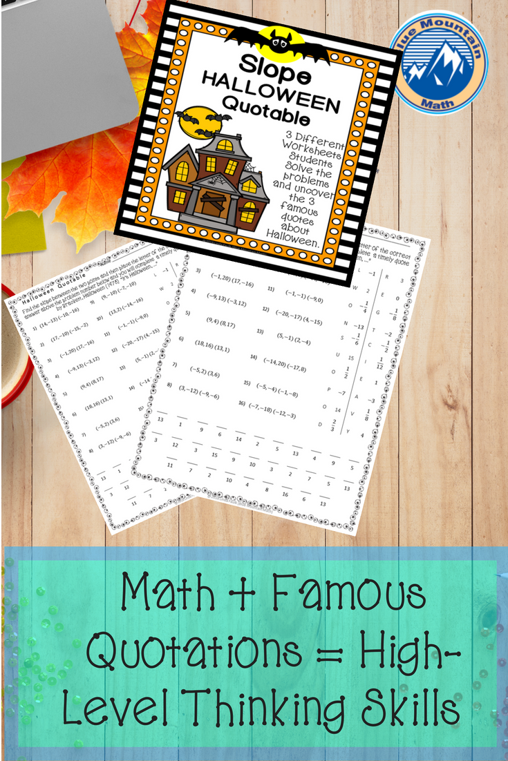 Quotable Quotes Math Worksheet Answers Inspiring Quotes [ 1102 x 735 Pixel ]
