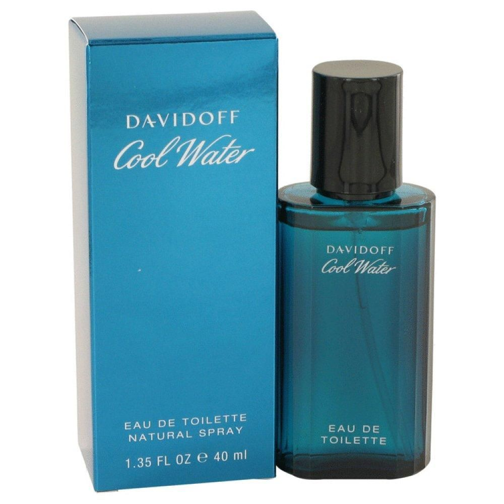 Cool Water By Davidoff Eau De Toilette Spray 135 Oz Voyager Woman Edt