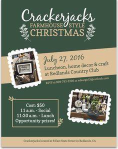 Crackerjacks, Redlands Ca on Pinterest