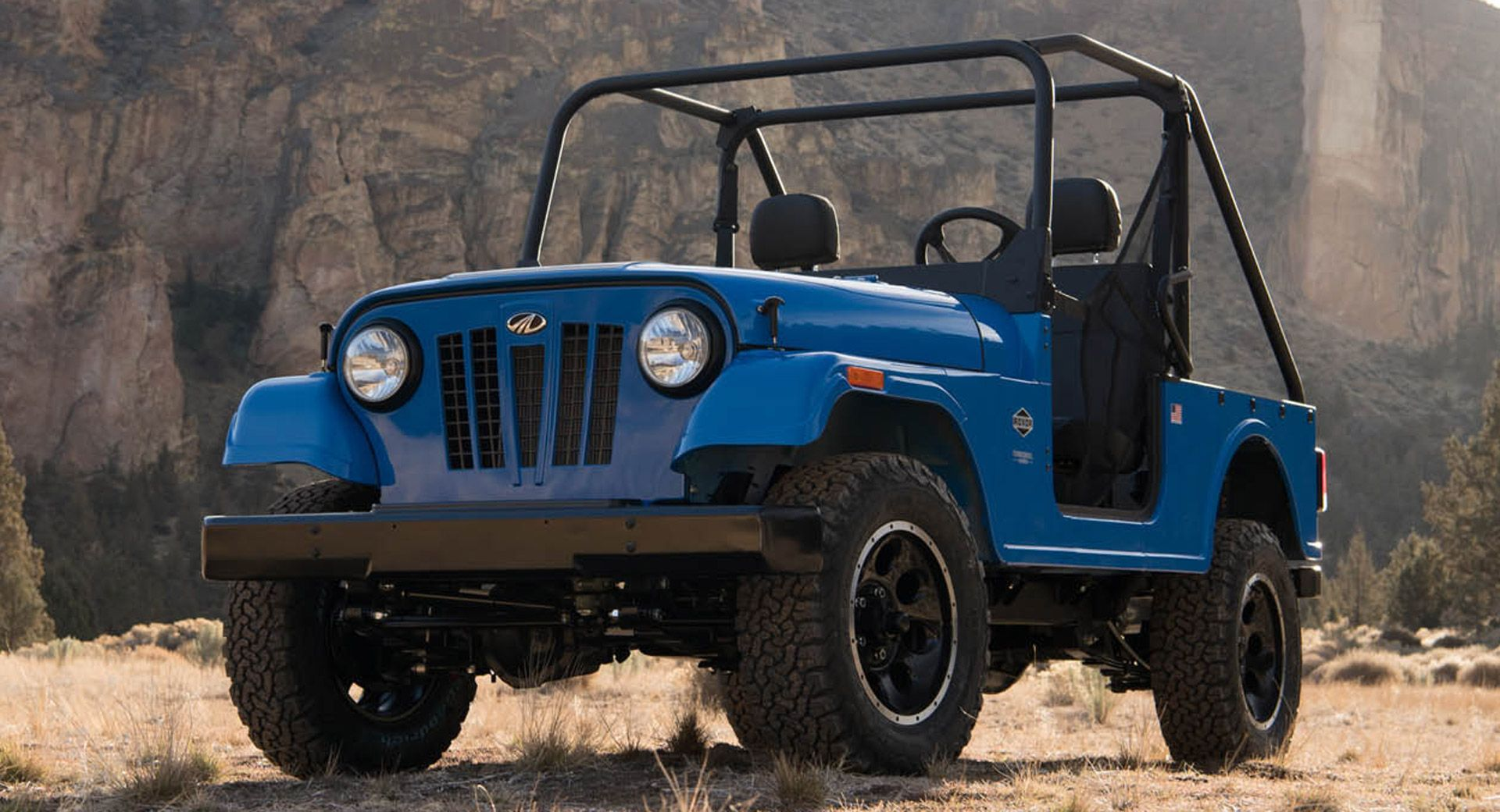 Mahindra S American Made Roxor Is A Utv In Jeep S Clothing