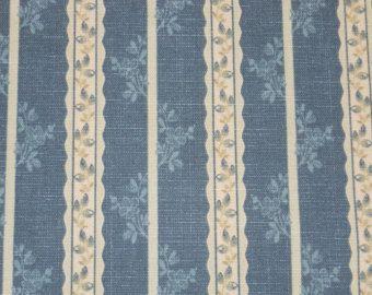 """waverly blue stripe - Google Search """"Tea Lane Swan"""" Chambray"""