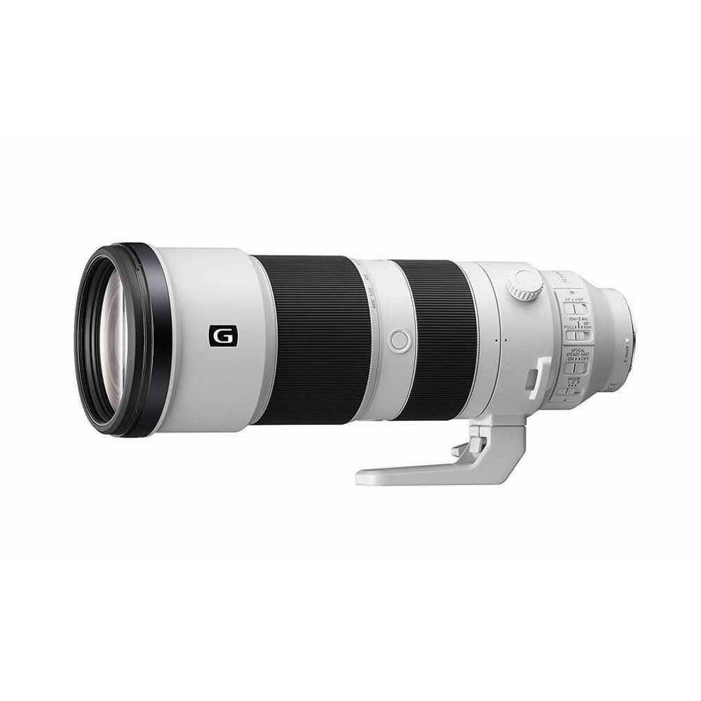 Sony 200 600 F5 6 6 3 G Oss Sel200600g E Mount Full Structure Oss Telephoto Zoom Lens E Mount
