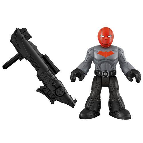 Toyriffic Imaginext Bat Family Foil Packed Figures A Christmas Superhero Toys Batman Toys Red Hood
