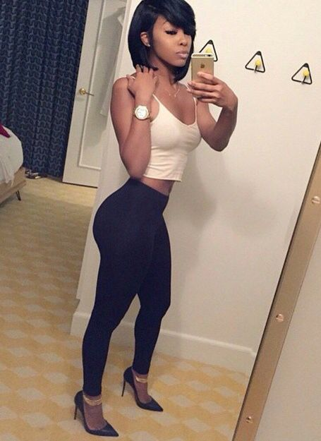 Slim with a big booty-1205
