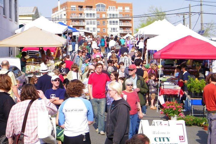 May Marks Start Of Farmers' Markets In Virginia