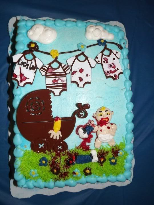 zombie baby shower cakes Google Search Baby Shower Stuff