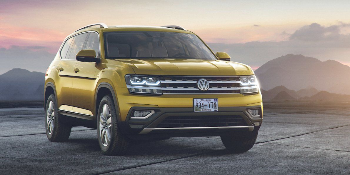 The future of Volkswagen in America has arrived with the