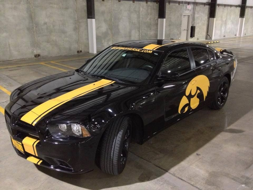 Hawkeye Car I Could Only Give This Pic One Like University Of