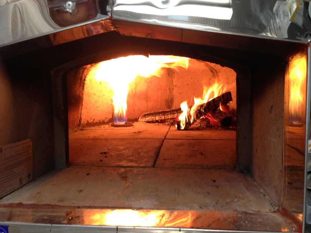 Pizza Oven Gas Burner For Wood Fired Pizza Ovens Home