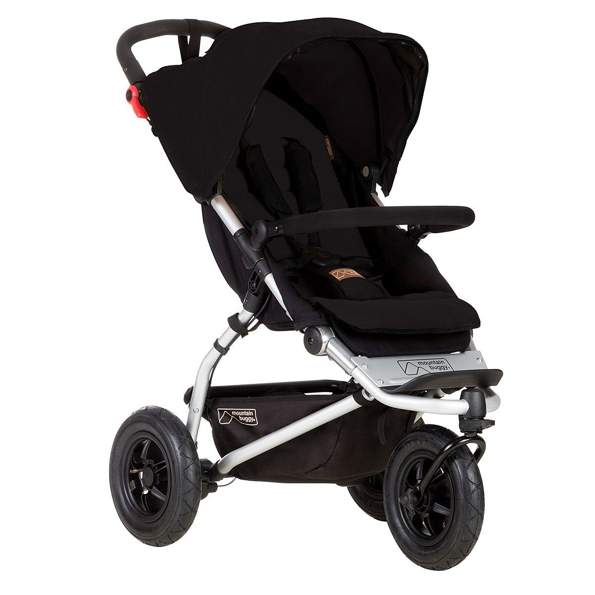 Mountain Buggy Swift Stroller (Black) Free Shipping