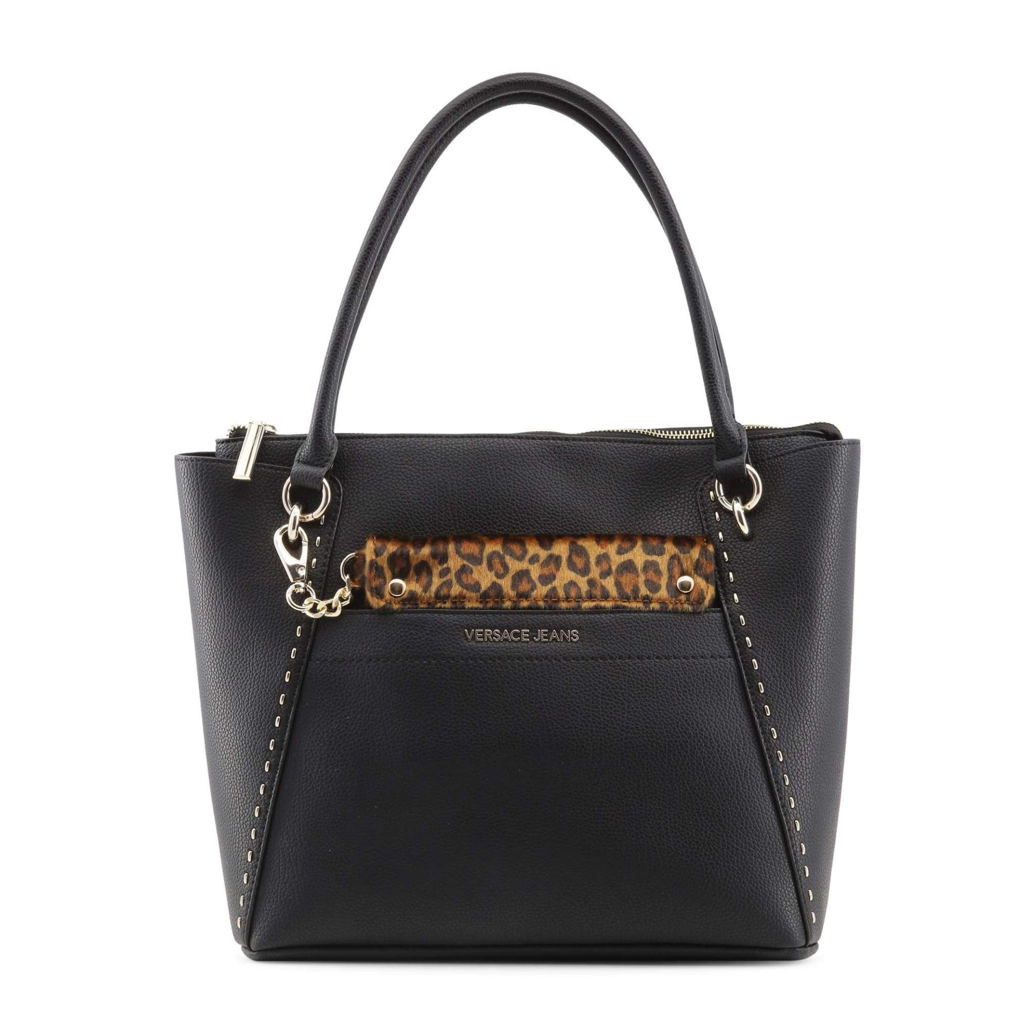 Absolutely Stunning Versace Jeans Women Black Shoulder bags in 2018 ... d4e3bde4469a9
