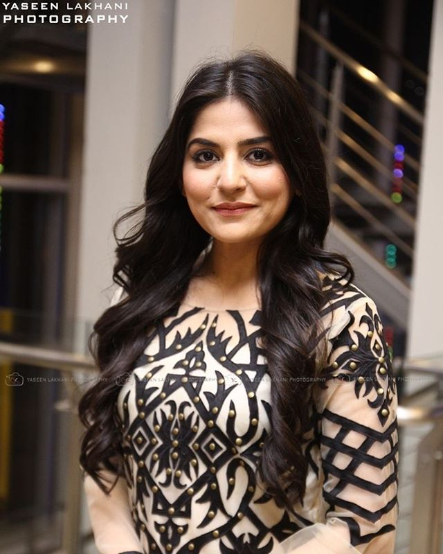 818c7580f1 Sanam Baloch at Ho Mann Jahaan premiere | Pakistani plays in 2019 ...