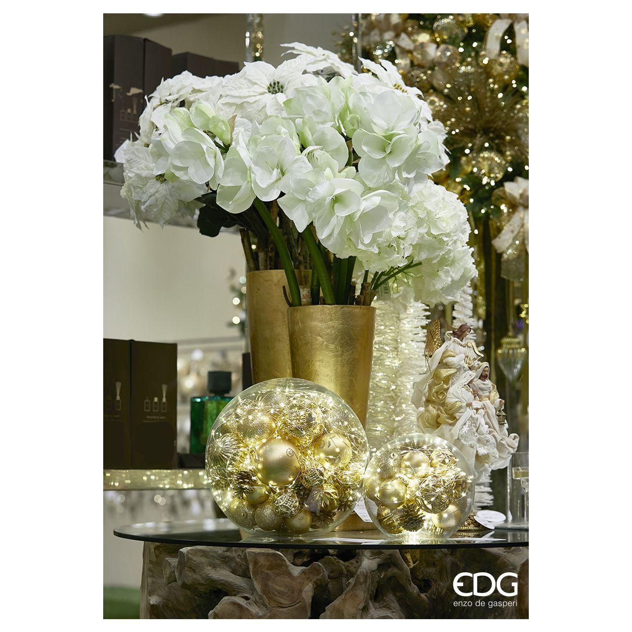 EDG Enzo De Gasperi   Home Decoration   Artificial Flowers Homi Fiera  Milano 2017 #makeyouredgxmas