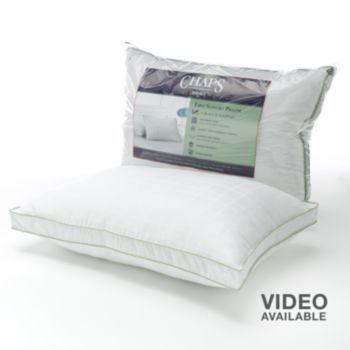 Chaps 400-Thread Count Firm Down-Alternative Pillow