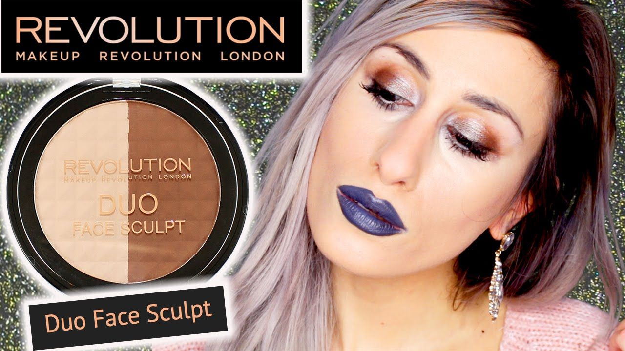 NEW! Makeup Revolution Duo Face Sculpt // Review