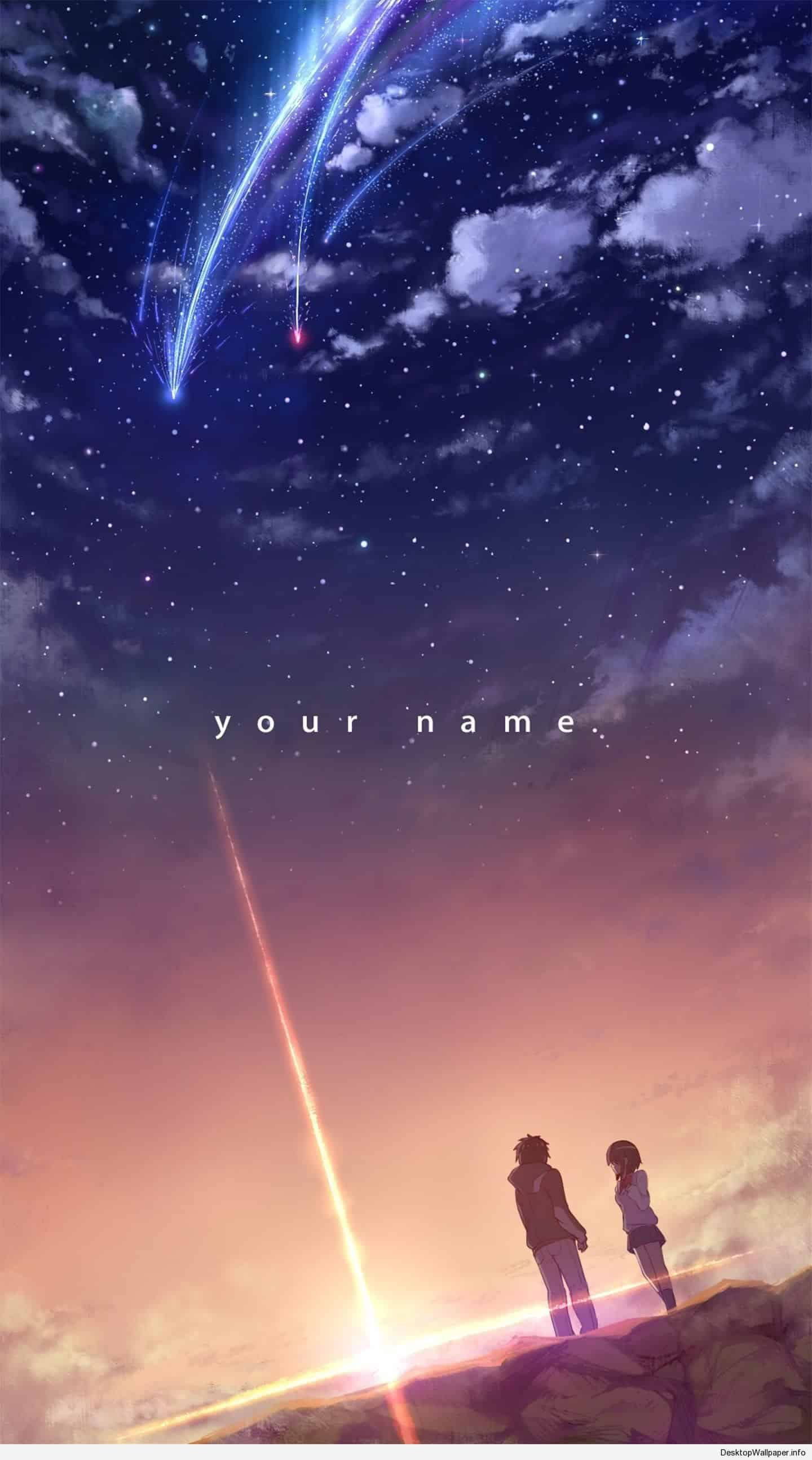 Kimi No Na Wa Wallpaper Android Kimi No Na Wa Wallpaper Your Name Wallpaper Anime Wallpaper Iphone Full hd your name anime wallpaper