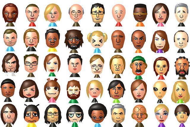Pin by Roxy Chaney on Avatars in 2019   Wii characters, Subway