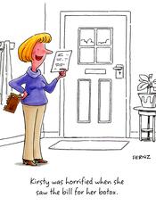 Funny Card By Fernz