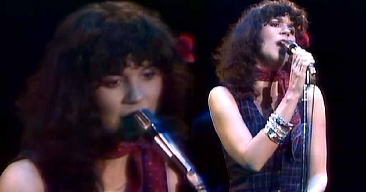 Listen to linda ronstadt and her version of the hit blue