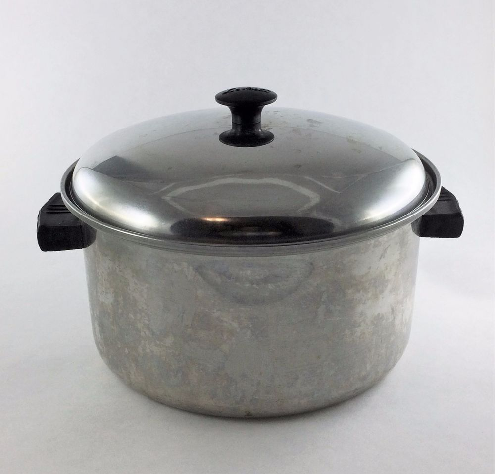 Lo Heet 4 Qt Stainless Steel Classic Stock Pot Sauce Pan With Lid