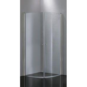 bauhaus duschhörna 80x80