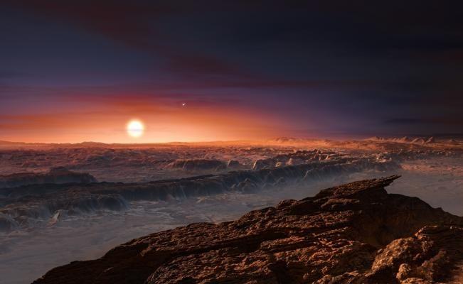 El planeta Próxima b es susceptible de acoger agua - El Universal