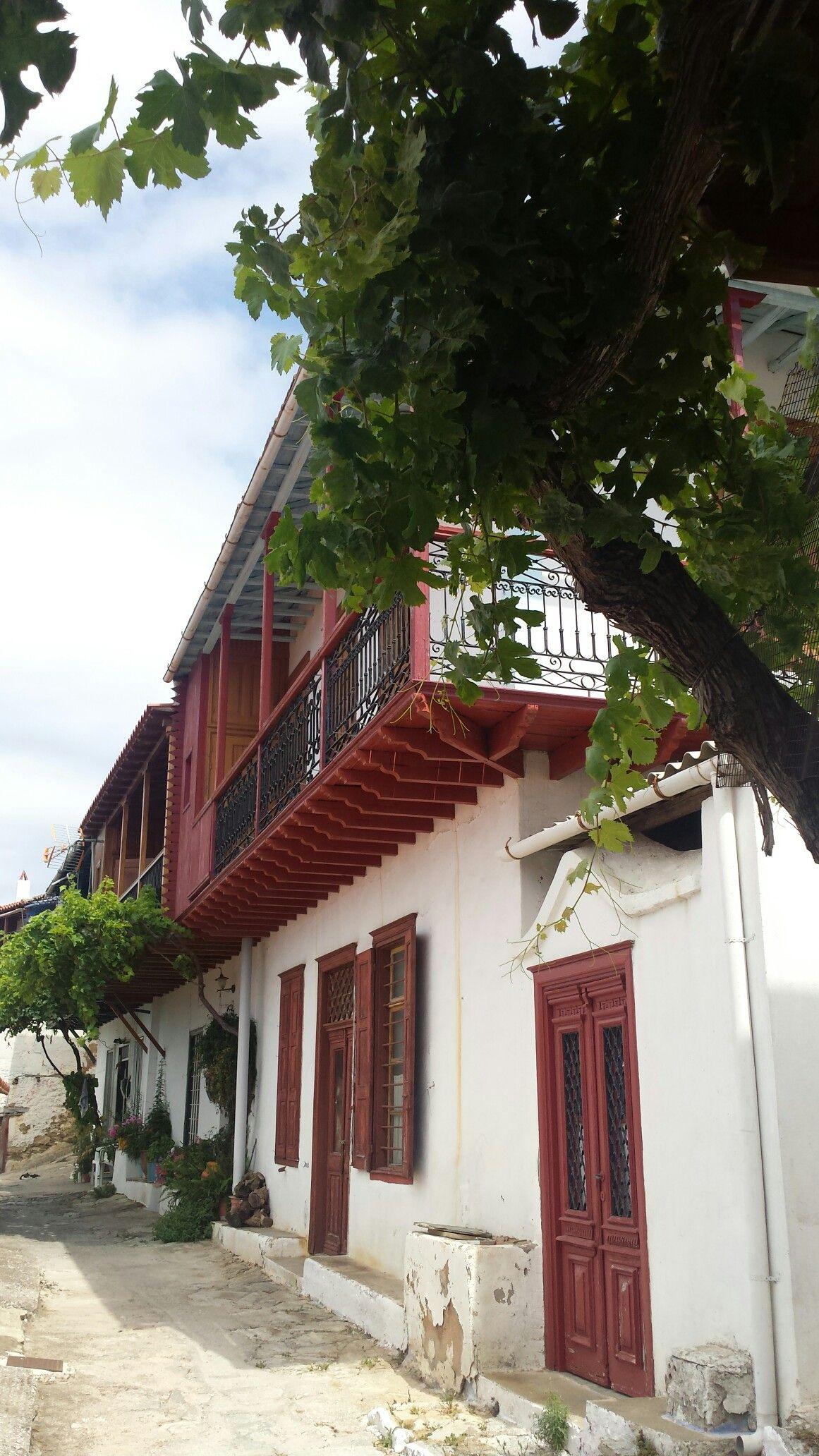 House in glossa - skopelos - greece