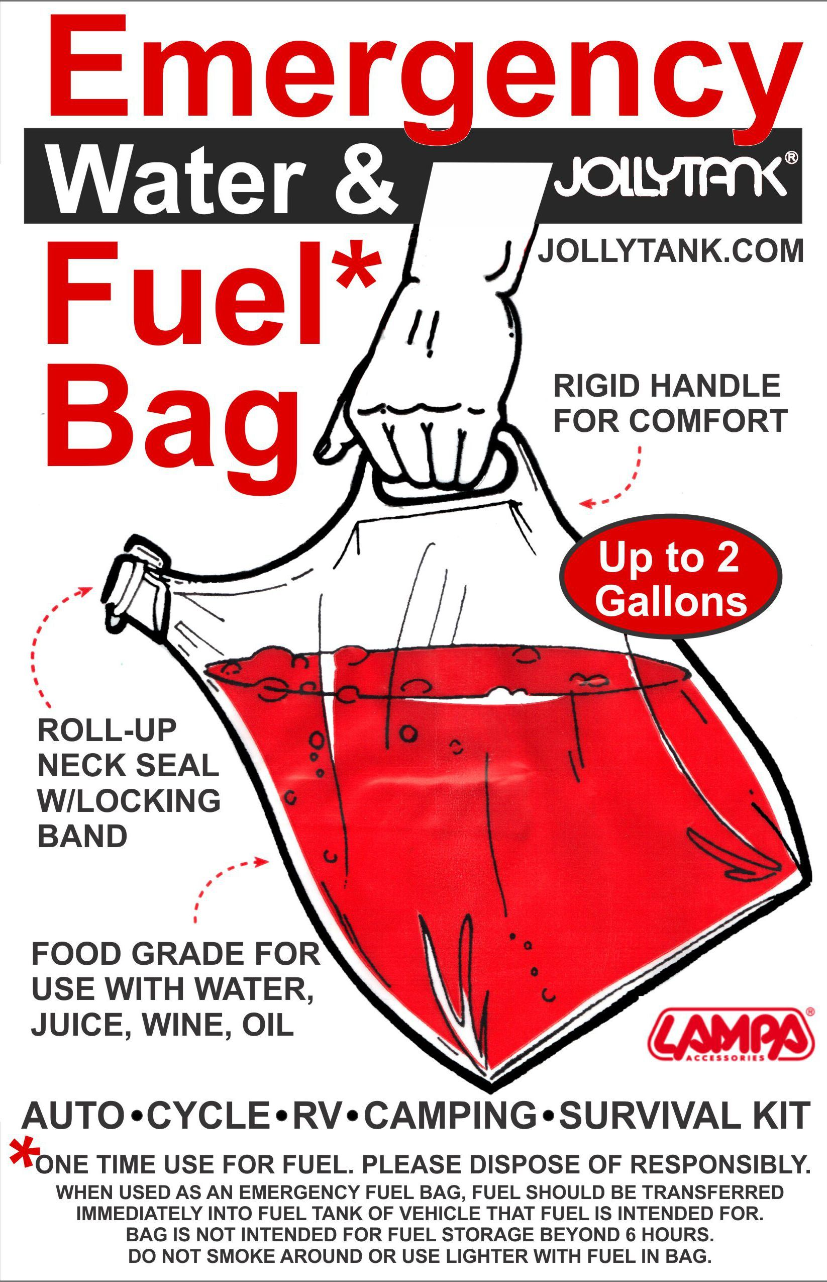 Jollytank Collapsible Containers Prepper Survival Survival Prepping Emergency Prepping